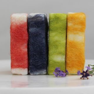 Felted Shampoo Bar