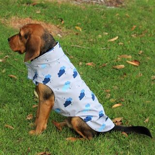 Shell Fleece Raincoat