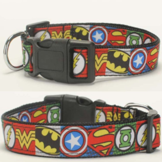 Superhero Collars