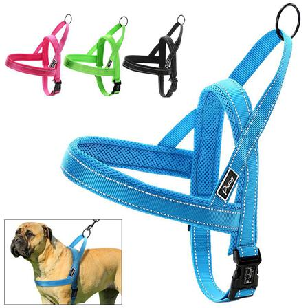 Nylon Padded Mesh Dog Harness