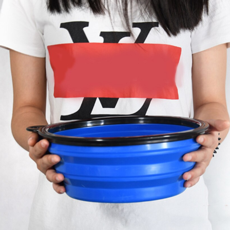 Giant Silicone Bowl